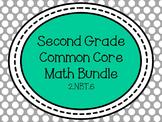 2nd Grade Common Core Math Bundle - 2.NBT.6