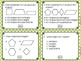 2nd Grade Common Core Math Task Cards - GEOMETRY