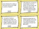 2nd Grade Common Core Math Task Cards - MEASUREMENT AND DATA