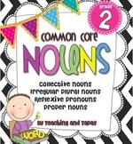 2nd Grade Common Core - NOUNS