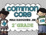 2nd Grade Common Core Questioning Jar {122 questions}