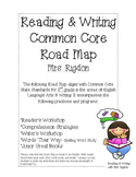 2nd Grade Common Core Reading & Writing ROAD MAP