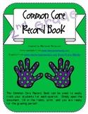 2nd Grade Common Core Record Book (Grade Book)