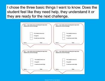 2nd Grade Rubrics & 2nd Grade Self Assessments
