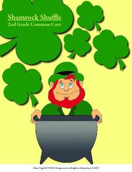 "2nd Grade Common Core - ""Shamrock Shuffle"""
