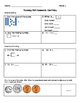 2nd Grade Common Core Spiral Math Homework-Editable