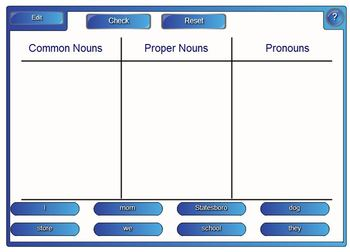 2nd Grade Common Core Standards Grammar Pack