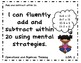 "2nd Grade Common Core Standards Posters  ""I Can Statements"""