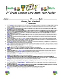 2nd Grade Common Core TESTS