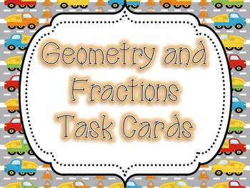 2nd Grade Common Core: Under Construction (Task Cards for the End of the Year)