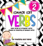 2nd Grade Common Core - VERBS