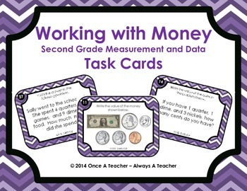 2nd Grade Common Core - Working with Money