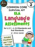 Common Core Language 2nd Grade
