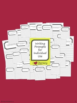 Writing Prompts January 2nd Grade Common Core