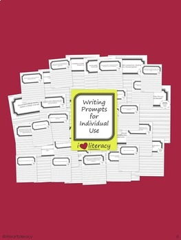 Writing Prompts 2nd Grade Common Core Bundle – December, January, February