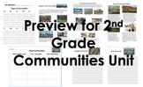 2nd Grade Communities Unit