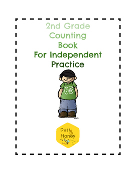 2nd Grade Counting Book