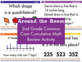 2nd Grade Cumulative Math Review