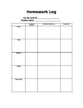 2nd Grade Daily Homeowork Word Work Math Fact Choices List