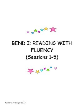 2nd Grade Daily Lesson Plans - Lucy Calkins Reading Workshop Unit of Study 3