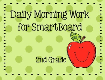 2nd Grade Daily Morning Work