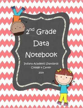 2nd Grade Data Notebook Cover