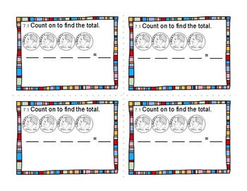 2nd Grade Differentiated Exit Tickets Aligned to GoMath Bundle Chapters 7 - 11