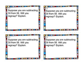 2nd Grade Differentiated Exit Tickets Aligned to GoMath Chapter 5