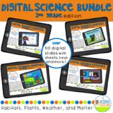 2nd Grade Digital Science Bundle