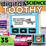 2nd Grade Digital Science Toothy ® Task Cards Bundle | Dis