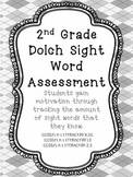 2nd Grade Dolch Sight Word Assessments