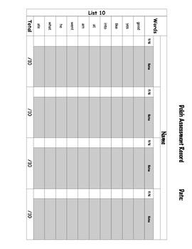 2nd Grade Dolch Sight Word Bundle