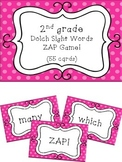 2nd Grade Dolch Sight Word Game