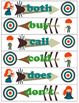 2nd Grade Dolch Words Sight Wall Pack