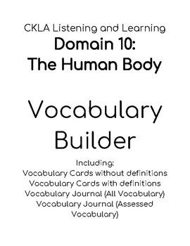 2nd Grade Domain 10 Vocabulary Builder