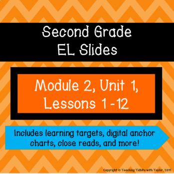 Module 2, Unit 1 - Second Grade EL Module Lesson Slides