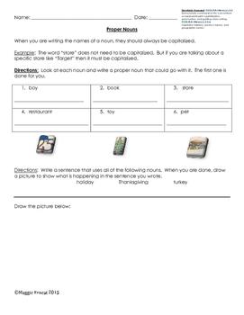 2nd Grade ELA Review Activities