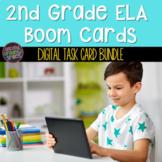 2nd Grade ELA Boom Cards | Second Grade Digital Grammar Ac
