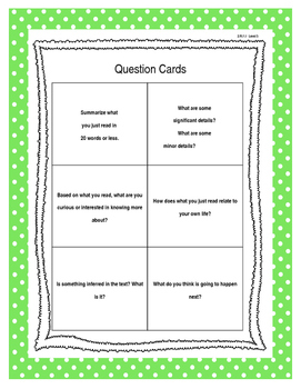 2nd Grade ELA Choice Board and Activity