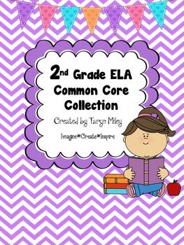 2nd Grade ELA Common Core Collection