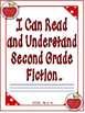 2nd Grade ELA Common Core I Can Posters and Cards by Nita Marie