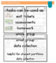 2nd Grade ELA No Prep Tasks for Instruction and Assessment | Year Long Bundle