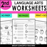 2nd Grade Language Arts Homework / 2nd Grade Morning Work