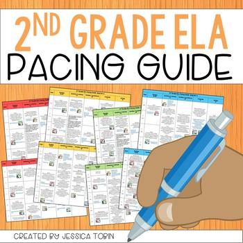 2nd Grade ELA Pacing Guide