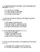 2nd Grade ELA Reading Quizzes