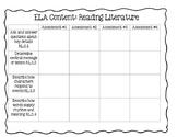 2nd Grade ELA Standards Assessment Planning