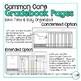 2nd Grade ELA and Math Common Core **EDITABLE** Gradebook