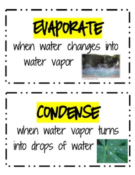 2nd Grade: Earth Science: Chapter 6 Earth's Weather and Seasons