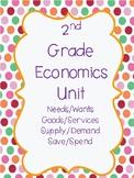 2nd Grade Economics Unit