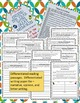2nd Grade End of Year Memory Book and Activities